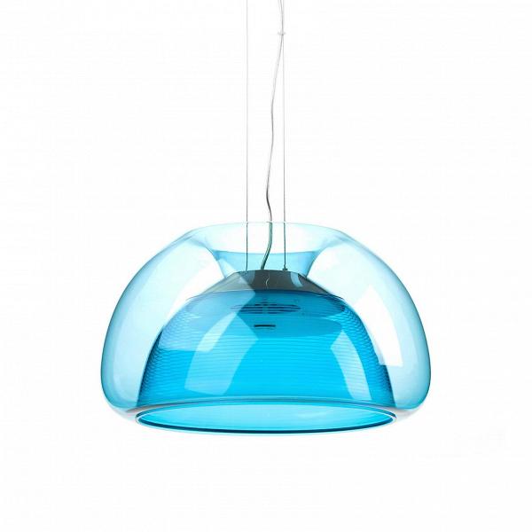Подвесной светильник AureliaПодвесные<br>Подвесной светильник Aurelia — это завораживающий, удивительно красивый светильник, название которого переводится как «лунная медуза». Светильник Aurelia вызывает чувство спокойствия, граничащее сВсостоянием транса.<br><br><br><br> Энергосберегающие светодиодные лампы подвесного светильника Aurelia, наВсоздание которых авторов вдохновили загадочные обитатели подводного мира, заставляют испытывать восторг неВтолько при взгляде на светильник, ноВиВпри прикосновении к нему...<br><br>stock: 0<br>Высота: 200<br>Диаметр: 35<br>Материал абажура: Акрил<br>Мощность лампы: 18<br>Напряжение: 220<br>Тип лампы/цоколь: LED<br>Цвет абажура: Синий