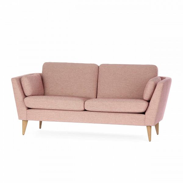Диван Mynta ширина 180Двухместные<br>Дизайнерский двухместный светлый диван Mynta (Минта) ширина 180 классической формы от Sits (Ситс).<br><br><br> Комфорт и необычайное удобство дивана Mynta ширина 180 диктуется его приятной, элегантной формой простотой деталей. Диван, как и большая часть мебели известной компании Sits, обладает легкими шведскими чертами. Диван выполнен в изысканном классическом стиле и имеется в двух вариантах — темно-бежевом и бирюзовом.<br><br><br> Диван небольшого размера, что позволяет вам без особых усилий найти ...<br><br>stock: 1<br>Высота: 82<br>Высота сиденья: 45<br>Глубина: 87<br>Длина: 180<br>Цвет ножек: Дуб<br>Тип материала обивки: Ткань<br>Тип материала ножек: Дерево<br>Цвет обивки: Розовый