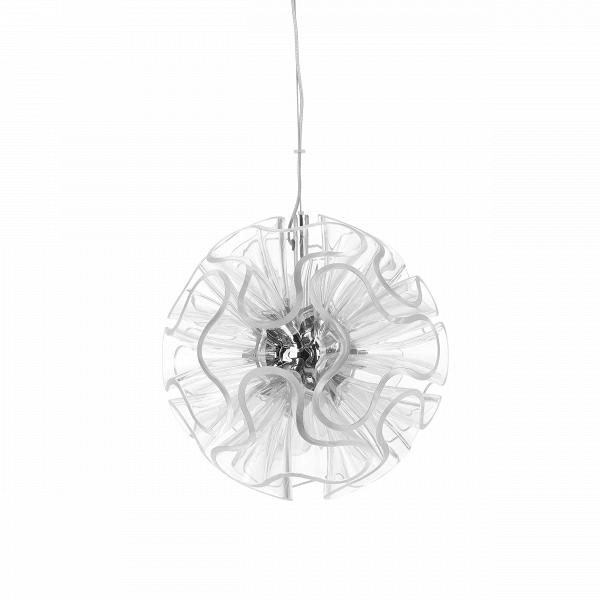 Подвесной светильник Coral BallПодвесные<br>Подвесной светильник Coral Ball — это воплощение завораживающей игры солнечного света вВкоралловых рифах, которая нашла свое отражение вВсерии светильников Coral. В коллекции имеются настольные, настенные, напольные и подвесные светильники. Светильник Coral излучает свет, который плавно распространяется поВплафонам, поВформе напоминающим кораллы вВокеане.<br><br>stock: 0<br>Высота: 200<br>Диаметр: 21,2<br>Материал абажура: Пластик<br>Мощность лампы: 5<br>Напряжение: 220<br>Тип лампы/цоколь: LED<br>Цвет абажура: Белый