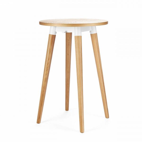 Барный стол CopineБарные<br>Дизайнерский высокий круглый стол Copine (Коупайн) из дуба от Cosmo (Космо).<br><br><br> Что означает минимализм в интерьере? Это прежде всего многофункциональная мебель, среди которой мы можем видеть лишь самую необходимую. Это позволяет обеспечить максимум пространства и воздуха, придает помещению легкость и впускает в него больше света. Именно такие задачи относительно обстановки комнаты у представленного здесь стола.<br><br><br> Барный стол Copine — разработка американского дизайнера Шона Дикса и ...<br><br>stock: 17<br>Высота: 105<br>Диаметр: 70<br>Цвет ножек: Светло-коричневый<br>Цвет столешницы: Светло-коричневый<br>Материал ножек: Массив дуба<br>Материал столешницы: Фанера, шпон дуба<br>Тип материала каркаса: Сталь<br>Тип материала столешницы: Дерево<br>Тип материала ножек: Дерево<br>Цвет каркаса: Белый<br>Дизайнер: Sean Dix