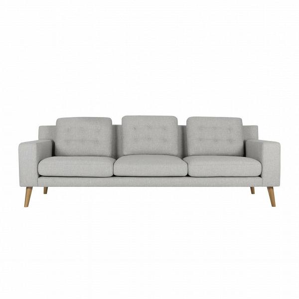 Диван Axel длина 246Трехместные<br>Дизайнерский светло-серый длинный диван Axel (Эксель) на высоких ножках от Sits (Ситс).<br> Дизайнерский диван Axel длина 246 представляет собой стильное и уютное место для прекрасного отдыха всей семьи. Диван оснащен комфортными мягкими подушками, которые помогут вам расслабиться и будут необычайно удобны для вашей спины, что особенно актуально если у вас сидячая работа. Светлый дизайн дивана сможет легко вписаться как в темный, так и в более нейтральный интерьер.<br><br><br> Обивка дивана изготов...<br><br>stock: 0<br>Высота: 83<br>Высота сиденья: 43<br>Глубина: 93<br>Длина: 246<br>Цвет ножек: Дуб<br>Материал обивки: Полиэстер, Хлопок, Акрил<br>Степень комфортности: Стандарт комфорт<br>Форма подлокотников: Стандарт<br>Коллекция ткани: Категория ткани II<br>Тип материала обивки: Ткань<br>Тип материала ножек: Дерево<br>Цвет обивки: Светло-серый