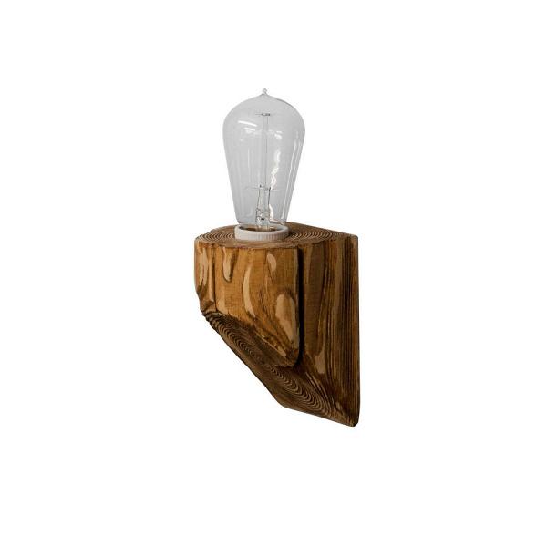 Настенный светильник QuerkНастенные<br><br><br>stock: 0<br>Высота: 10<br>Ширина: 10<br>Длина: 10<br>Количество ламп: 1<br>Материал абажура: Сосна<br>Мощность лампы: 40<br>Ламп в комплекте: Нет<br>Напряжение: 220<br>Тип лампы/цоколь: E27<br>Тип производства: Ручное производство<br>Цвет абажура: Дуб