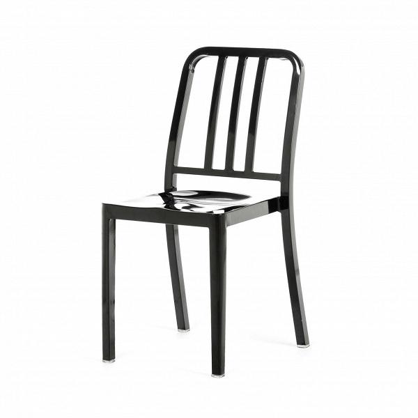 Стул Navy штабелируемыйИнтерьерные<br>Благородная черная сталь и строгие чистые формы стула Navy штабелируемый — идеальное решение для интерьера в стиле минимализм. Этот элемент меблировки будет также прекрасно смотреться в антураже лофта или загородном доме, обставленном и декорированном под ар-деко.<br><br><br> Интеллигентный глубокий глянец, четкие линии, прямые углы — все в этом стуле великолепно. Эргономичная вогнутость сиденья, устойчивые отогнутые назад ножки, приятная гладкость материала — стул не только радует глаз, но и ...<br><br>stock: 0<br>Высота: 84<br>Высота сиденья: 45<br>Ширина: 45<br>Глубина: 47<br>Тип материала каркаса: Сталь<br>Цвет каркаса: Черный