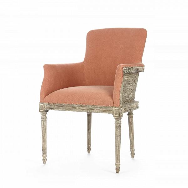 Кресло MossИнтерьерные<br>Дизайнерское классическое легкое кресло Moss (Мосс) на длинных фигурных ножках от Cosmo (Космо).<br><br><br> Простое оформление и лаконичность формы — кресло Moss представляет собой весьма универсальный предмет мебели, который подойдет практически для любого типа помещений. Каркас кресла, выполненный в цвете состаренного дуба, оригинально сочетается с однотонной обивкой спокойных цветов. Компания Cosmo предлагает на выбор несколько расцветок: оливковый, серый, красный и светло-бежевый.<br><br><br> Ди...<br><br>stock: 7<br>Высота: 91<br>Ширина: 58<br>Глубина: 63<br>Цвет ножек: Светло-коричневый<br>Материал ножек: Состаренный массив дуба<br>Материал обивки: Хлопок, Лен<br>Тип материала обивки: Ткань<br>Тип материала ножек: Дерево<br>Цвет обивки: Красный