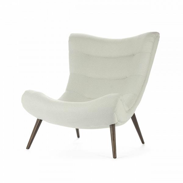 Кресло DenverИнтерьерные<br>Дизайнерское Глубокое светлое кресло Denver (Денвер) без подлокотников на деревянных ножках от Cosmo (Космо).<br><br><br> Необычайно удобное и простое в оформлении кресло Denver — это результат творческих изысканий дизайнеров компании Cosmo. Кресло немного напоминает уютный шезлонг — у него нет подлокотников, спинка больше откинута назад, чем у обычного кресла, а сиденье слегка приподнято, что позволяет вам полностью расслабиться и отдохнуть. Кресло предлагается в двух вариантах: светло-сером и ...<br><br>stock: 3<br>Высота: 108<br>Высота сиденья: 36<br>Ширина: 93<br>Глубина: 104<br>Цвет ножек: Коричневый<br>Материал ножек: Массив березы<br>Материал обивки: Полиэстер<br>Тип материала обивки: Ткань<br>Тип материала ножек: Дерево<br>Цвет обивки: Голубой