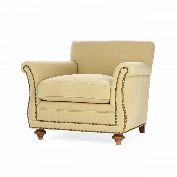 Кресло BrayИнтерьерные<br>Дизайнерское Мягкое удобно светлое кресло Bray (Брей) классической формы от Cosmo (Космо).<br><br><br> Классический стиль и приятное легкое цветовое исполнение — кресло Bray цепляет своим очевидным комфортом и ненавязчивой красотой. Удобные подлокотники дополняют необычайно комфортное сиденье и спинку, что в результате дает замечательную конструкцию, которая позволит вам с удобством устроиться как в рабочем офисе, так и в любимой гостиной комнате. Кресло выполнено в однотонном формате, с тонкой ...<br><br>stock: 4<br>Высота: 88<br>Высота сиденья: 55<br>Ширина: 94<br>Глубина: 100<br>Цвет ножек: Темно-коричневый<br>Материал ножек: Массив дуба<br>Материал обивки: Хлопок, Лен<br>Тип материала обивки: Ткань<br>Тип материала ножек: Дерево<br>Цвет обивки: Оливковый