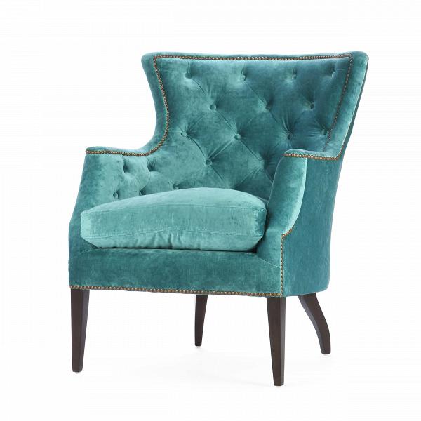 Кресло PierceИнтерьерные<br>Дизайнерское мягкое удобное кресло Pierce с широкой спинкой от Cosmo.<br><br><br> Кресло Pierce отличается спокойным цветовым оформлением, которое, однако, придает ему особенную притягательность и красоту. Каретная стяжка на внутренней стороне спинки также служит прекрасным украшением, благодаря которому кресло приобретает легкий оттенок классики и дизайнерских традиций. Компания Cosmo предлагает на выбор три варианта расцветки: оливковый, голубой и бежевый, поэтому вы легко сможете подобрать име...<br><br>stock: 3<br>Высота: 100<br>Высота сиденья: 56<br>Ширина: 81<br>Глубина: 88<br>Цвет ножек: Махагон<br>Материал ножек: Массив березы<br>Материал обивки: Полиэстер, Вискоза, Хлопок<br>Тип материала обивки: Ткань<br>Тип материала ножек: Дерево<br>Цвет обивки: Голубой