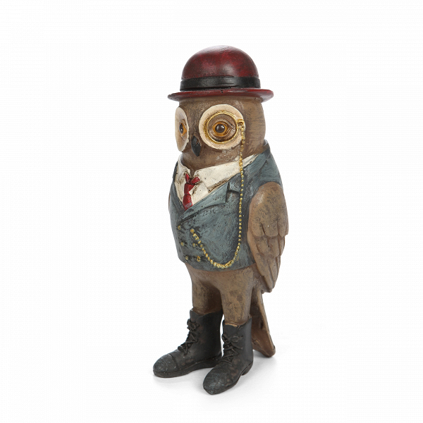 Статуэтка Mr. Owl 2 статуэтки parastone статуэтка девушка весна