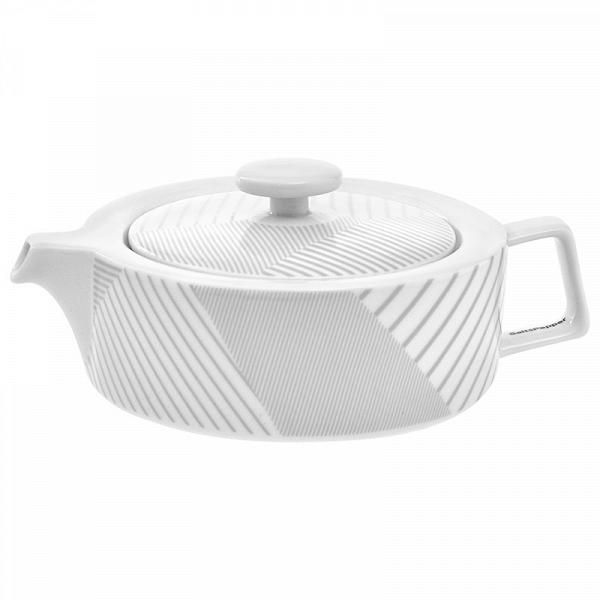 Заварочный чайник MALVERN, подарочная упаковка (BAM38588)Посуда<br>Артикул: BAM38588. Заварочный чайник MALVERN из фарфора цвета утренней дымки и его достойное содержимое поведут в мир высоких гор и чистейших водопадов. Стоит заказать такой предмет сервировки luxury-класса MALVERN в подарочной упаковке, чтобы порадовать близких или удовлетворить свои эстетические потребности. Дизайн: Salt&amp;Pepper, Австралия.<br><br>stock: 153<br>Материал: Фарфор<br>Цвет: Серый<br>Страна происхождения: Австралия<br>Объем: 1