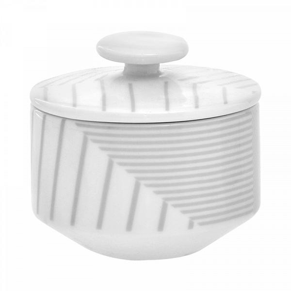Сахарница MALVERN (BAM38586)Посуда<br>Артикул: BAM38586. Роскошная и утонченная королева чаепития на изысканном чайном столике в окружении вкусностей – сахарница MALVERN, созданная в элегантном сером цвете, – расскажет о вкусе и гостеприимстве хозяев. В интернет-магазине есть возможность подобрать и заказать к сахарнице под стать фарфоровые чашки в аналогичном стиле. Дизайн: Salt&amp;Pepper, Австралия.<br><br>stock: 109<br>Материал: Фарфор<br>Цвет: Серый<br>Страна происхождения: Австралия