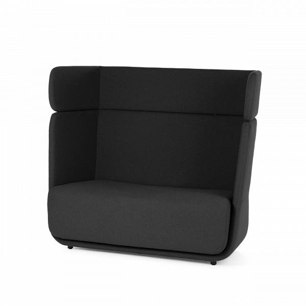 Диван BasketДвухместные<br>Дизайнерский креативный яркий диван Basket (Баскет) с высокой спинкой от Softline (Софтлайн).<br><br><br> Диван Basket разработан как интегрированная модульная система, которая позволяет вам создавать свое пространство так, как нравится вам. Он вдохновлен пляжными креслами-корзинами. Диван спроектировал Маттиас Демакер, немецкий дизайнер. Он одновременно обучался дизайну, работал в архитектурных студиях и сотрудничал с различными мастерскими. Особенность стиля Демакера — создавать простые, но изыск...<br><br>stock: 0<br>Высота: 126<br>Высота сиденья: 42<br>Глубина: 74<br>Длина: 152<br>Материал обивки: Хлопок, Полиэстер<br>Тип материала каркаса: Сталь нержавеющя<br>Коллекция ткани: Vision<br>Тип материала обивки: Ткань<br>Цвет обивки: Темно-серый<br>Дизайнер: Matthias Demacker