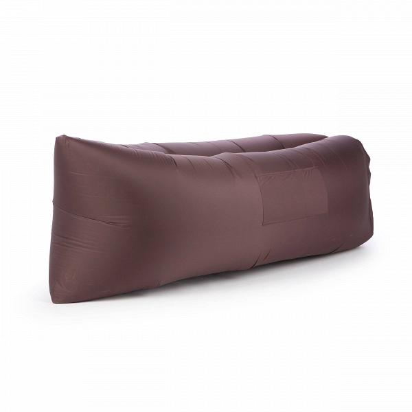 Надувной диван LamzacУличная мебель<br>Надувной диван Lamzac — удобный лежак на раз-два-три. Дома, на даче, в любой туристической поездке и даже в простом походе в ближайший парк надувной диван — незаменимый портативный лежак за три секунды.<br><br> Достать, взмахнуть, закрутить — и все! Располагайтесь на лежаке в одиночестве или как на диване вдвоем. Надувной диван Lamzac выдерживает вес до 200 кг.<br><br>stock: 5<br>Высота: 60-70<br>Глубина: 140<br>Длина: 200<br>Материал обивки: Полиэстер<br>Тип материала обивки: Ткань<br>Цвет обивки: Коричневый