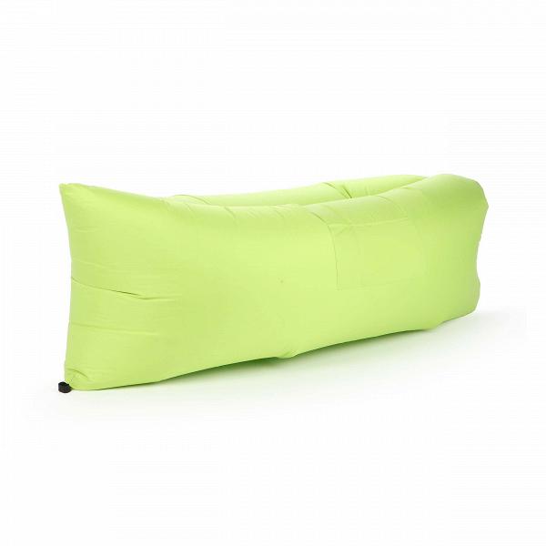 Надувной диван LamzacУличная мебель<br>Надувной диван Lamzac — удобный лежак на раз-два-три. Дома, на даче, в любой туристической поездке и даже в простом походе в ближайший парк надувной диван — незаменимый портативный лежак за три секунды.<br><br> Достать, взмахнуть, закрутить — и все! Располагайтесь на лежаке в одиночестве или как на диване вдвоем. Надувной диван Lamzac выдерживает вес до 200 кг.<br><br>stock: 0<br>Высота: 60-70<br>Глубина: 140<br>Длина: 200<br>Материал обивки: Полиэстер<br>Тип материала обивки: Ткань<br>Цвет обивки: Лайм