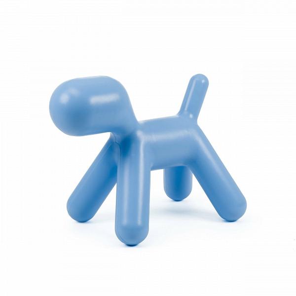 Детское кресло PuppyМебель для детей<br>Милое и забавное детское кресло Puppy — что может быть лучше для креативной и яркой детской. Ироничный подход к дизайну свойственен автору кресла Ээро Аарнио. Похоже, что Аарнио знает толк не только в дизайне, но и в воспитании детей.<br> <br> Финский дизайнер Ээро Аарнио является одним из величайших новаторов современного дизайна мебели. В 1960-х годах Ээро Аарнио экспериментировал со множеством различных материалов, среди которых были пластмасса, оптоволокно, пена и полиэтилен, с яркими цветами...<br><br>stock: 0<br>Высота: 55<br>Ширина: 42<br>Глубина: 70<br>Материал каркаса: Пластик<br>Цвет каркаса: Голубой<br>Дизайнер: Eero Aarnio