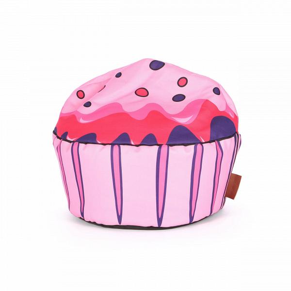 Пуф CupcakeПуфы и оттоманки<br>Если вы ищете веселое, жизнерадостное дополнение к своему интерьеру, то непременно обратите особое внимание на пуф Cupcake (в переводе с английского — «кекс»). Представленный пуф — это замечательное творение лучших дизайнеров бренда Lazy Life Paris. Пуф имеет форму аппетитного кекса или пирожного, которое так и тянет попробовать. Такой предмет мебели обязательно порадует сладкоежек и творческих людей.<br><br><br> Пуф Cupcake имеет EPS-наполнитель, который известен своими уникальными свойствами,...<br><br>stock: 0<br>Высота: 60<br>Диаметр: 60<br>Наполнитель: EPS наполнитель<br>Материал сидения: Полиэстер<br>Цвет сидения: Розовый<br>Тип материала сидения: Ткань