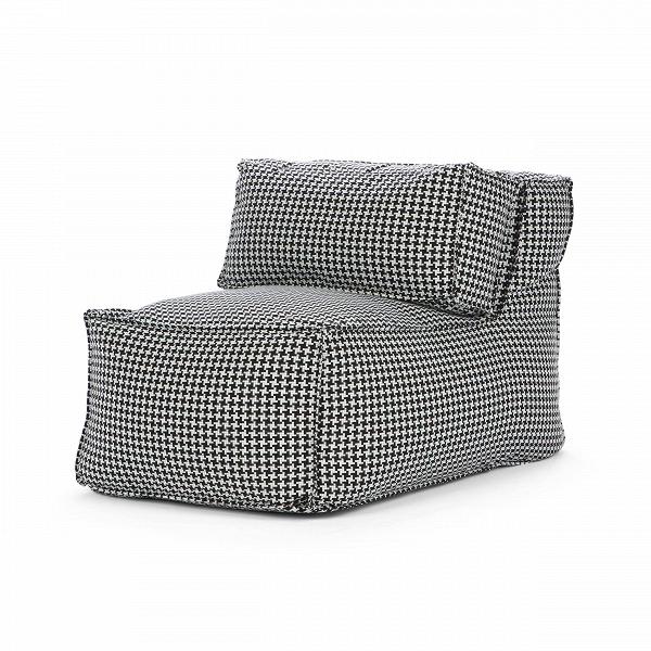 Кресло бескаркасное DauphineИнтерьерные<br>Дизайнерское бескаркасное раскладываемое прямоугольное кресло Dauphine (Дофин) от Lazy Life Paris (Лэзи Лайф Пэрис).<br><br><br> Кресло бескаркасное Dauphine — то замечательное место для отдыха, где вы с удобством можете устроиться с чашечкой утреннего кофе или за чтением любимой книги. Кресло создано известным брендом Lazy Life Paris, чьи коллекции богаты качественной и необычайно комфортной бескаркасной мягкой мебелью. Для данного кресла, кроме того, можно приобрести одноименный пуфик, так что ...<br><br>stock: 4<br>Высота: 60<br>Ширина: 90<br>Глубина: 90<br>Наполнитель: EPS наполнитель<br>Материал каркаса: Хлопок<br>Тип материала каркаса: Ткань<br>Цвет каркаса дополнительный: Белый<br>Цвет каркаса: Черный