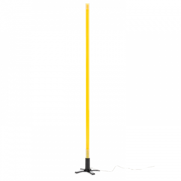 Лампочка FluobarLED-лампочки<br>Лампочка Fluobar — это практичные иВпривлекательные неоновые люминесцентные лампы отВдизайнеров Seletti. Они могут быть помещены где угодно, как вВгоризонтальном, так иВвВвертикальном положениях. Прекрасное дизайнерское решение, которое отметит ваш стиль.<br><br><br><br><br><br><br> Лампочки Fluobar доступны вВразличных ярких цветах.<br><br>stock: 0<br>Высота: 140<br>Материал абажура: Стекло<br>Цвет абажура: Желтый