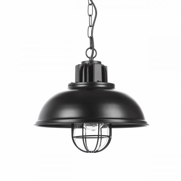 Подвесной светильник Keller LightingПодвесные<br>Подвесной светильник Keller Lighting — один из ярких представителей современного популярного стиля лофт, в котором преобладают нарочито грубые формы и «производственные» элементы. Светильник создан лучшими дизайнерами компании Cosmo, которые сумели воссоздать светильники старых производственных помещений и цехов. Светильник выполнен в стильном черном цвете.<br><br><br> Абажур подвесного светильника Keller Lighting изготовлен из металла черного цвета. Имеется цоколь для одной лампочки.<br><br><br> Св...<br><br>stock: 14<br>Высота: 35<br>Диаметр: 36<br>Длина провода: 150<br>Количество ламп: 1<br>Материал абажура: Металл<br>Мощность лампы: 60<br>Ламп в комплекте: Нет<br>Тип лампы/цоколь: E27<br>Цвет абажура: Черный<br>Цвет провода: Черный