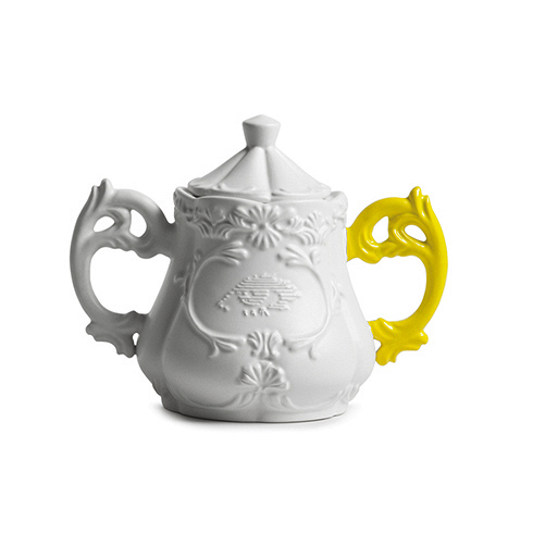 Сахарница I-Sugar Bowl make international keith brymer jones punk range sugar bowl sugar stay or sugar go