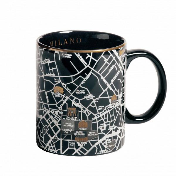 Кружка MilanoПосуда<br>Кружка Milano — это кружка, украшенная изображением территории города Милана сВпригородами. Она выполнена вВчерном цвете сВзолотыми элементами. Кружка входит вВколлекцию изВдевяти дизайнерских кружек сВизображением крупных городов соВвсего мира.<br><br><br><br><br><br><br> Дизайнерские тарелки изВсоответствующей коллекции делают эти кружки просто идеальной столовой комбинацией, подходящей как для завтрака, так иВобеда иВужина вВнепринужденной о...<br><br>stock: 4<br>Высота: 10<br>Материал: Фарфор<br>Цвет: Черный<br>Диаметр: 8