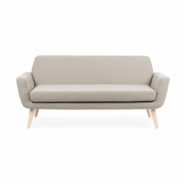 Диван ScopeДвухместные<br>Дизайнерский двухместный небольшой диван Scope (Скоп) на длинных деревянных ножках от Softline (Софтлайн).<br><br><br><br><br> Диван Scope предлагает современный, непринужденный подход кВдизайну диванов: комфорт, высокое качество иВчистые линии, которые всегда будут современными. Диван идеально подходит для городского проживания, где пространство ограничено. Двухместный диван Scope на деревянных ножках. Имеет маленький, удобный размер и чистые прямые линии. <br><br><br> Оригинальный диван выполнен...<br><br>stock: 0<br>Высота: 73<br>Высота сиденья: 39<br>Глубина: 80<br>Длина: 162<br>Цвет ножек: Светло-коричневый<br>Материал ножек: Массив ясеня<br>Материал обивки: Хлопок, Полиакрил<br>Коллекция ткани: Eco Cotton<br>Тип материала обивки: Ткань<br>Тип материала ножек: Дерево<br>Цвет обивки: Серый