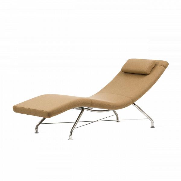 Кушетка SenseКушетки<br>Дизайнерская анатомическая мягкая кушетка Sense (Сенс) с подголовником от Softline (Софтлайн)<br><br><br> Кушетка Sense — это изящная скульптура и первоклассное кресло для отдыха со стильными линиями. Современное и минималистичное и в то же время удобное и расслабляющее.<br><br><br> Эта оригинальная кушетка станет излюбленным местом отдыха для вас и членов вашей семьи. На ней вы сможете почитать книгу или просто помечтать о прекрасном. Мягкая подушка в изголовье и удобный матрас в сочетании с полирова...<br><br>stock: 0<br>Высота: 73<br>Высота сиденья: 34<br>Ширина: 63<br>Глубина: 180<br>Цвет ножек: Хром<br>Материал обивки: Шерсть, Полиамид<br>Коллекция ткани: Felt<br>Тип материала обивки: Ткань<br>Тип материала ножек: Сталь нержавеющая<br>Цвет обивки: Коричневый<br>Дизайнер: Busk + Hertzog
