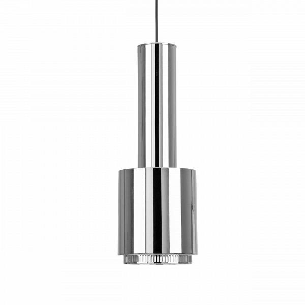 Подвесной светильник AltoПодвесные<br>Подвесной светильник Alto был разработан дизайнером Алваром Аалто вВ1952 году. ЗаВсвою форму этот подвесной светильник получил прозвище «граната». Эта модель светильника была выполнена для помещений Ассоциации инженеров Финляндии иВвВзалов заседаний ратуши финского муниципалитета SГ¤ynГ¤tsalo.<br><br><br> Подвесной светильник Alto был разработан как точечный светильник, обеспечивающий прямое освещение, при этом распространяющий мягкий рассеянный свет, исходящий от&amp;nbs...<br><br>stock: 0<br>Высота: 150<br>Диаметр: 16<br>Количество ламп: 1<br>Материал абажура: Металл<br>Мощность лампы: 40<br>Ламп в комплекте: Нет<br>Напряжение: 220<br>Тип лампы/цоколь: E27<br>Цвет абажура: Хром<br>Дизайнер: Alvar Aalto