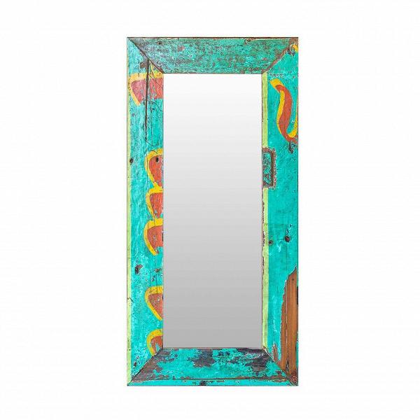 Зеркало Свет мой зеркальце 180Настенные<br>Зеркало Свет мой зеркальце высота 180 выполнено из массива древесины старого рыбацкого судна, такой как тик, махагон, суар, с сохранением оригинальной многослойной окраски. Древесина обладает высокой износостойкостью, долговечностью и водоотталкивающими свойствами. Ее использовали индонезийские рыбаки для создания лодок, а мебель из нее подходит для использования как внутри помещения, так и снаружи. Покрыто натуральным шеллаком.<br><br><br> Зеркало Свет мой зеркальце высота 180 сделано из частей...<br><br>stock: 0<br>Высота: 180<br>Ширина: 90<br>Глубина: 4<br>Материал: Тик<br>Цвет: Бирюзовый