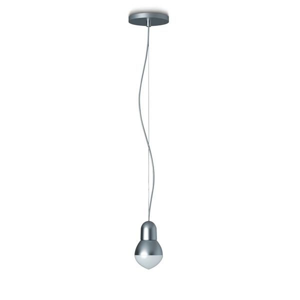 Подвесной светильник Dr Ceiling FlameПодвесные<br><br><br>stock: 0<br>Материал абажура: Стекло<br>Материал арматуры: Металл<br>Цвет абажура: Серебряный