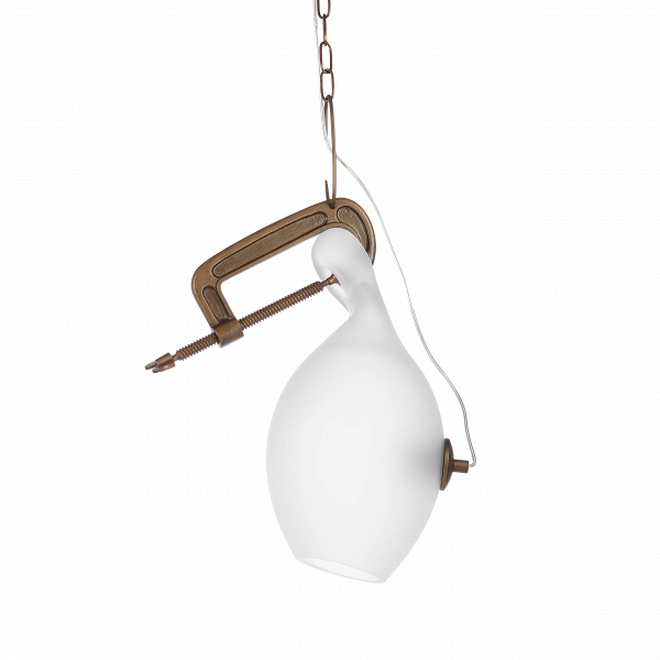 Подвесной светильник Clamp светильники pabobo абажур