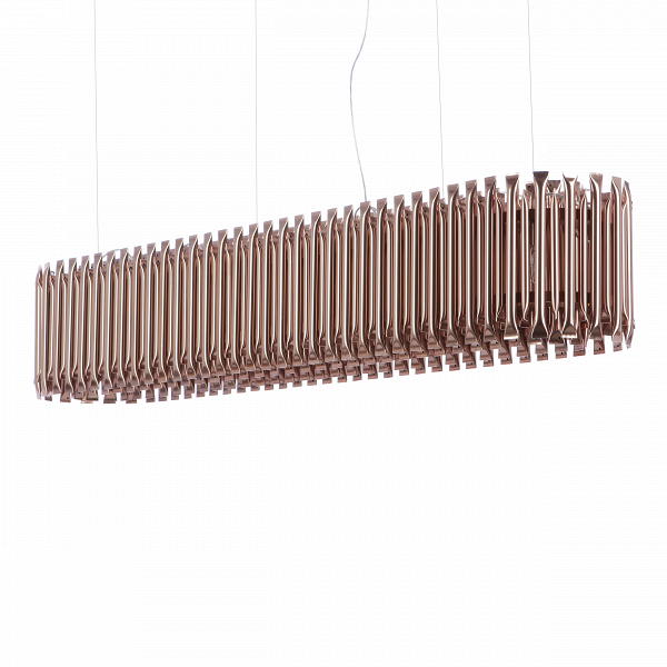 Подвесной светильник Matheny овальный длина 172