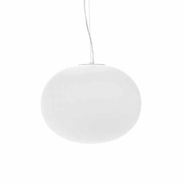 Подвесной светильник Pot of Porridge диаметр 33Подвесные<br>Подвесной светильник Pot of Porridge диаметр 33<br>— это современное, оригинально оформленное творение ведущих западных дизайнеров, которые постарались дополнить минимализм изделия некоторым необычным оформлением. Название светильника переводится как «горшочек с кашей», и правда можно представить, что круглый плафон — это оригинальный, необычайно красивый горшочек, а провод, обвивающий держатель светильника, — это идущий из горшочка аппетитный аромат или пар.<br><br><br><br><br> Плафон светильника P...<br><br>stock: 0<br>Высота: 26<br>Диаметр: 33<br>Количество ламп: 1<br>Материал абажура: Стекло<br>Материал арматуры: Сталь<br>Мощность лампы: 60<br>Ламп в комплекте: Нет<br>Напряжение: 220<br>Тип лампы/цоколь: E27<br>Цвет абажура: Белый<br>Цвет арматуры: Хром