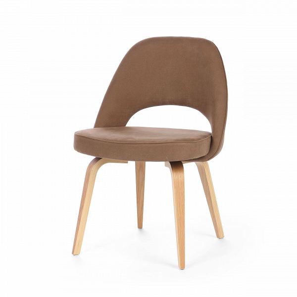 Кресло Side 1Интерьерные<br>Модель кресла Side 1 от известного дизайнера Ээро Сааринена, разработанная в середине XX века, не потеряла своей актуальности и сейчас. Ээро был не только дизайнером, но и прекрасным архитектором, и именно поэтому все его изделия так продуманы и адаптированы для человека. Проекты великого мастера всегда отличаются своей эргономичностью, и кресло Side 1<br>не исключение. Изгибы и контуры изделия выполнены таким образом, что поддерживают тело во всех необходимых точках и придают ему оптималь...<br><br>stock: 11<br>Высота: 79<br>Высота сиденья: 46.5<br>Ширина: 56<br>Глубина: 52,5<br>Цвет ножек: Белый дуб<br>Материал ножек: Массив дуба<br>Материал сидения: Хлопок, Лен<br>Цвет сидения: Коричневый<br>Тип материала сидения: Ткань<br>Коллекция ткани: Ray Fabric<br>Тип материала ножек: Дерево<br>Дизайнер: Eero Saarinen