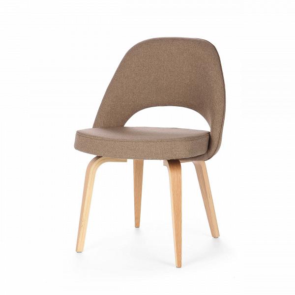 Кресло Side 1Интерьерные<br>Модель кресла Side 1 от известного дизайнера Ээро Сааринена, разработанная в середине XX века, не потеряла своей актуальности и сейчас. Ээро был не только дизайнером, но и прекрасным архитектором, и именно поэтому все его изделия так продуманы и адаптированы для человека. Проекты великого мастера всегда отличаются своей эргономичностью, и кресло Side 1<br>не исключение. Изгибы и контуры изделия выполнены таким образом, что поддерживают тело во всех необходимых точках и придают ему оптималь...<br><br>stock: 0<br>Высота: 79<br>Высота сиденья: 46.5<br>Ширина: 56<br>Глубина: 52,5<br>Цвет ножек: Белый дуб<br>Материал ножек: Массив дуба<br>Материал сидения: Полиэстер<br>Цвет сидения: Светло-коричневый<br>Тип материала сидения: Ткань<br>Коллекция ткани: Gabriel Fabric<br>Тип материала ножек: Дерево<br>Дизайнер: Eero Saarinen