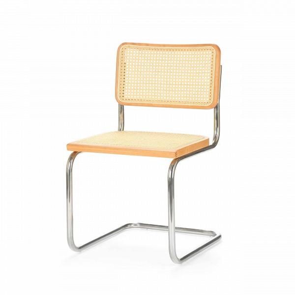 Стул CostaИнтерьерные<br>Если вы ищете универсальные стулья, которые легко и гармонично впишутся в ваш интерьер, а также подойдут для использования практически в любой комнате вашего дома — то стул Costa это именно то, что вам нужно! Созданный западными дизайнерами стул отлично подойдет для широкого круга использования: от кухни или столовой до детской комнаты или даже рабочего кабинета.<br><br><br> Каркас стула изготовлен из прочной стали цвета хром. Фанерная обивка стула — красивого натурального цвета ротанга. Благода...<br><br>stock: 9<br>Высота: 82<br>Высота сиденья: 45,5<br>Ширина: 46,5<br>Глубина: 51<br>Тип материала каркаса: Сталь нержавеющя<br>Материал сидения: Фанера, шпон бука<br>Цвет сидения: Светло-коричневый<br>Тип материала сидения: Дерево<br>Цвет каркаса: Хром