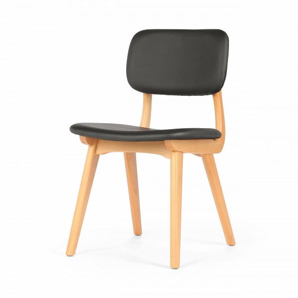 Стул Civil 1Интерьерные<br>Стул Civil 1 — это простой дизайн и комфорт, стиль и изящество элитного дерева. Этот стул будет прекрасно смотреться не только в офисе или кабинете, но и отлично впишется в интерьер вашей квартиры. Благодаря различным расцветкам, имеющимся в наличии, вы сможете подобрать стул, который подойдет именно вам.<br><br><br> В качестве основного материала для изготовления этих стульев используется высококачественная, невероятно прочная древесина американского ореха и белого дуба. Сиденье и спинка стуль...<br><br>stock: 23<br>Высота: 78<br>Высота сиденья: 44<br>Ширина: 45<br>Глубина: 52,5<br>Материал каркаса: Массив бука<br>Тип материала каркаса: Дерево<br>Материал сидения: Полиуретан<br>Цвет сидения: Черный<br>Тип материала сидения: Кожа искусственная<br>Коллекция ткани: Premium Grade PU<br>Цвет каркаса: Светло-коричневый