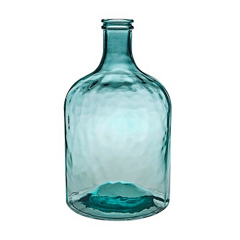 Бутыль  (5710)Посуда<br>San Miguel (Испания) – это мощнейшая компания, которая занимается производством очень качественной и оригинальной продукции из переработанного стекла. Vidrios San Miguel известный бренд во всем мире. В наши дни, Vidrios San Miguel имеет более чем 25 000 торговых точек.  Vidrios San Miguel занимается производством стеклянных изделий: посуда, бутылки, вазы, сувениры, украшения и многое другое. Основной экспорт происходит в страны: западной и восточной Европы, Америки, Азии и Африки.<br><br>stock: 3<br>Высота: 43<br>Ширина: 25<br>Материал: Стекло<br>Цвет: Clear<br>Длина: 25<br>Ширина: 25<br>Высота: 43<br>Длина: 25