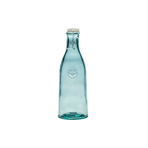 Бутыль (5422)Посуда<br>San Miguel (Испания) – это мощнейшая компания, которая занимается производством очень качественной и оригинальной продукции из переработанного стекла. Vidrios San Miguel известный бренд во всем мире. В наши дни, Vidrios San Miguel имеет более чем 25 000 торговых точек.  Vidrios San Miguel занимается производством стеклянных изделий: посуда, бутылки, вазы, сувениры, украшения и многое другое. Основной экспорт происходит в страны: западной и восточной Европы, Америки, Азии и Африки.<br><br>stock: 261<br>Материал: Стекло<br>Цвет: Clear<br>Объем: 950<br>Объем: &lt;Объект не найден&gt; (51:94490025907a102b11e55de731a4d423)