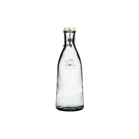 Бутыль Сан  (5415)Посуда<br>San Miguel (Испания) – это мощнейшая компания, которая занимается производством очень качественной и оригинальной продукции из переработанного стекла. Vidrios San Miguel известный бренд во всем мире. В наши дни, Vidrios San Miguel имеет более чем 25 000 торговых точек.  Vidrios San Miguel занимается производством стеклянных изделий: посуда, бутылки, вазы, сувениры, украшения и многое другое. Основной экспорт происходит в страны: западной и восточной Европы, Америки, Азии и Африки.<br><br>stock: 133<br>Материал: Стекло<br>Цвет: Clear<br>Объем: 950<br>Объем: &lt;Объект не найден&gt; (51:94490025907a102b11e55de731a4d423)