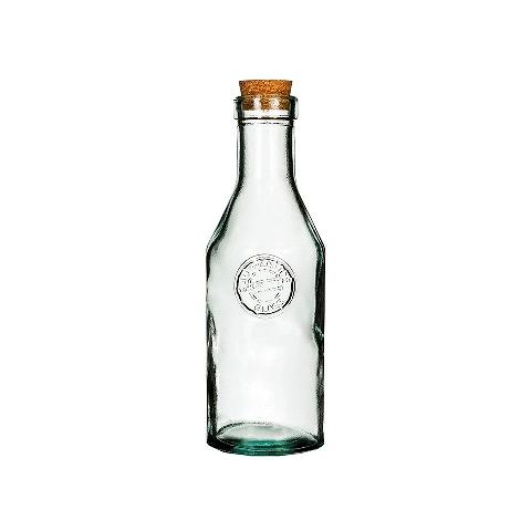 Бутыль  (5730)Посуда<br>San Miguel (Испания) – это мощнейшая компания, которая занимается производством очень качественной и оригинальной продукции из переработанного стекла. Vidrios San Miguel известный бренд во всем мире. В наши дни, Vidrios San Miguel имеет более чем 25 000 торговых точек.  Vidrios San Miguel занимается производством стеклянных изделий: посуда, бутылки, вазы, сувениры, украшения и многое другое. Основной экспорт происходит в страны: западной и восточной Европы, Америки, Азии и Африки.<br><br>stock: 49<br>Высота: 29<br>Ширина: 10<br>Материал: Стекло<br>Цвет: Clear<br>Длина: 10<br>Ширина: 10<br>Высота: 29<br>Длина: 10