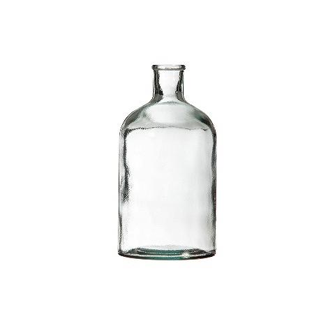 Бутыль (5712)Посуда<br>San Miguel (Испания) – это мощнейшая компания, которая занимается производством очень качественной и оригинальной продукции из переработанного стекла. Vidrios San Miguel известный бренд во всем мире. В наши дни, Vidrios San Miguel имеет более чем 25 000 торговых точек.  Vidrios San Miguel занимается производством стеклянных изделий: посуда, бутылки, вазы, сувениры, украшения и многое другое. Основной экспорт происходит в страны: западной и восточной Европы, Америки, Азии и Африки.<br><br>stock: 51<br>Материал: Стекло<br>Цвет: Clear<br>Объем: 14<br>Объем: &lt;Объект не найден&gt; (51:94600025907a102b11e5bfc185447744)