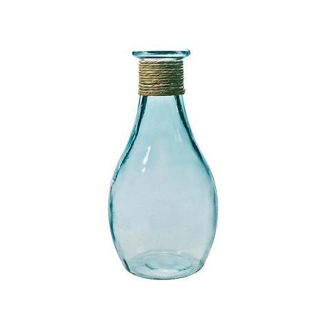Бутыль  (E5490)Посуда<br>San Miguel (Испания) – это мощнейшая компания, которая занимается производством очень качественной и оригинальной продукции из переработанного стекла. Vidrios San Miguel известный бренд во всем мире. В наши дни, Vidrios San Miguel имеет более чем 25 000 торговых точек.  Vidrios San Miguel занимается производством стеклянных изделий: посуда, бутылки, вазы, сувениры, украшения и многое другое. Основной экспорт происходит в страны: западной и восточной Европы, Америки, Азии и Африки.<br><br>stock: 14<br>Высота: 40<br>Ширина: 21<br>Материал: Стекло<br>Цвет: Clear<br>Длина: 21<br>Ширина: 21<br>Высота: 40<br>Длина: 21