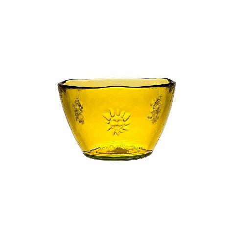 Чаша (7367DB401)Посуда<br>San Miguel (Испания) – это мощнейшая компания, которая занимается производством очень качественной и оригинальной продукции из переработанного стекла. Vidrios San Miguel известный бренд во всем мире. В наши дни, Vidrios San Miguel имеет более чем 25 000 торговых точек.  Vidrios San Miguel занимается производством стеклянных изделий: посуда, бутылки, вазы, сувениры, украшения и многое другое. Основной экспорт происходит в страны: западной и восточной Европы, Америки, Азии и Африки.<br><br>stock: 38<br>Материал: Стекло<br>Цвет: Amber<br>Диаметр: 14<br>Диаметр: 14