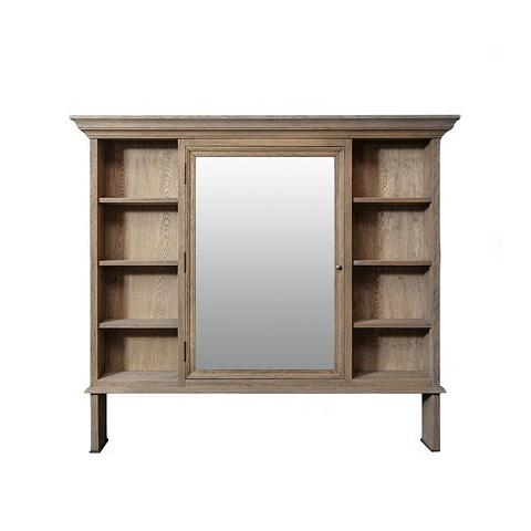 Зеркало Хуго  (FD8919-1)Настенные<br>ROOMERS – это особенная коллекция, воплощение всего самого лучшего, модного и новаторского в мире дизайнерской мебели, предметов декора и стильных аксессуаров.<br>Интерьерные решения от ROOMERS – всегда актуальны, более того, они - на острие моды. Коллекции ROOMERS тщательно отбираются и обновляются дважды в год специально для вас.<br><br>stock: 2<br>Высота: 132<br>Ширина: 22<br>Материал: массив дуба, стекло<br>Цвет: natural oak<br>Длина: 150<br>Ширина: 22<br>Высота: 132<br>Длина: 150