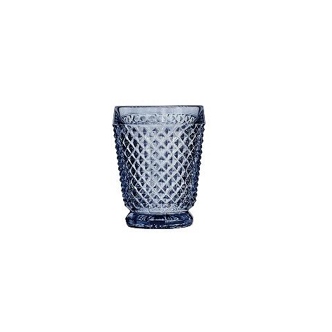 Стакан (ACN21/031573C92006)Посуда<br>Фабрика VISTA ALEGRE с 1824 года изготавливает изделия из цветного стекла , смешивая песок и натуральные пигменты. Стеклянные изделия создают ручным способом путем заливания в пресс-формы жидкого стекла. Уникальные цвета и узоры на изделиях позволяют использовать их в любых интерьерных стилях, будь то Шебби шик, арт деко, богемный шик, винтаж или современный стиль.<br><br>stock: 267<br>Материал: Стекло<br>Цвет: Grey<br>Объем: 200<br>Объем: &lt;Объект не найден&gt; (51:94490025907a102b11e55de44d08e39e)