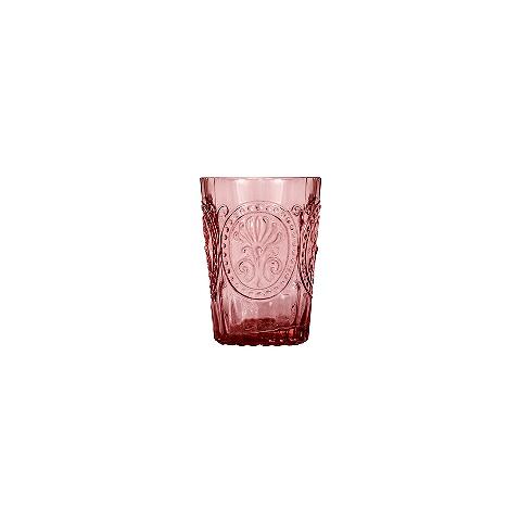 Стакан (ACN21/003079533006)Посуда<br>Фабрика VISTA ALEGRE с 1824 года изготавливает изделия из цветного стекла , смешивая песок и натуральные пигменты. Стеклянные изделия создают ручным способом путем заливания в пресс-формы жидкого стекла. Уникальные цвета и узоры на изделиях позволяют использовать их в любых интерьерных стилях, будь то Шебби шик, арт деко, богемный шик, винтаж или современный стиль.<br><br>stock: 266<br>Материал: Стекло<br>Цвет: Pink<br>Объем: 160<br>Объем: &lt;Объект не найден&gt; (51:94490025907a102b11e55de6e66f9628)