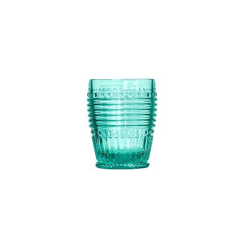Стакан (ACN21/003161473006)Посуда<br>Фабрика VISTA ALEGRE с 1824 года изготавливает изделия из цветного стекла , смешивая песок и натуральные пигменты. Стеклянные изделия создают ручным способом путем заливания в пресс-формы жидкого стекла. Уникальные цвета и узоры на изделиях позволяют использовать их в любых интерьерных стилях, будь то Шебби шик, арт деко, богемный шик, винтаж или современный стиль.<br><br>stock: 94<br>Материал: Стекло<br>Цвет: Mint<br>Объем: 330<br>Объем: &lt;Объект не найден&gt; (51:94490025907a102b11e55de44d08e3b2)