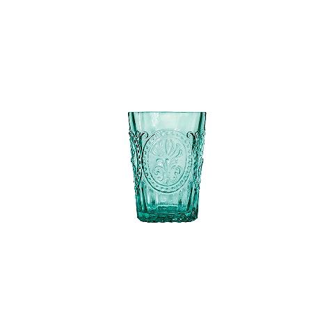 Стакан (ACN21/003079573006)Посуда<br>Фабрика VISTA ALEGRE с 1824 года изготавливает изделия из цветного стекла , смешивая песок и натуральные пигменты. Стеклянные изделия создают ручным способом путем заливания в пресс-формы жидкого стекла. Уникальные цвета и узоры на изделиях позволяют использовать их в любых интерьерных стилях, будь то Шебби шик, арт деко, богемный шик, винтаж или современный стиль.<br><br>stock: 220<br>Материал: Стекло<br>Цвет: Mint<br>Объем: 160<br>Объем: &lt;Объект не найден&gt; (51:94490025907a102b11e55de6e66f9628)
