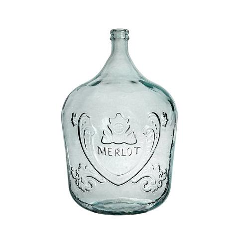 Бутыль (5870)Посуда<br>San Miguel (Испания) – это мощнейшая компания, которая занимается производством очень качественной и оригинальной продукции из переработанного стекла. Vidrios San Miguel известный бренд во всем мире. В наши дни, Vidrios San Miguel имеет более чем 25 000 торговых точек. Vidrios San Miguel занимается производством стеклянных изделий: посуда, бутылки, вазы, сувениры, украшения и многое другое. Основной экспорт происходит в страны: западной и восточной Европы, Америки, Азии и Африки.<br><br>stock: 2<br>Высота: 56<br>Ширина: 40<br>Материал: Стекло<br>Цвет: Clear<br>Длина: 40<br>Ширина: 40<br>Высота: 56<br>Длина: 40