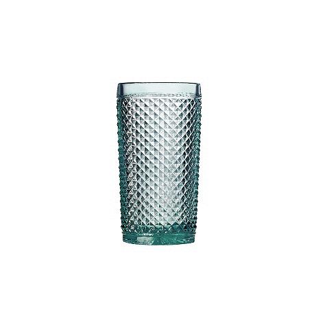 Стакан (AB21/003259273004)Посуда<br>Фабрика VISTA ALEGRE с 1824 года изготавливает изделия из цветного стекла , смешивая песок и натуральные пигменты. Стеклянные изделия создают ручным способом путем заливания в пресс-формы жидкого стекла. Уникальные цвета и узоры на изделиях позволяют использовать их в любых интерьерных стилях, будь то Шебби шик, арт деко, богемный шик, винтаж или современный стиль.<br><br>stock: 112<br>Материал: Стекло<br>Цвет: Mint Green<br>Объем: 330<br>Объем: &lt;Объект не найден&gt; (51:94490025907a102b11e55de44d08e3b2)